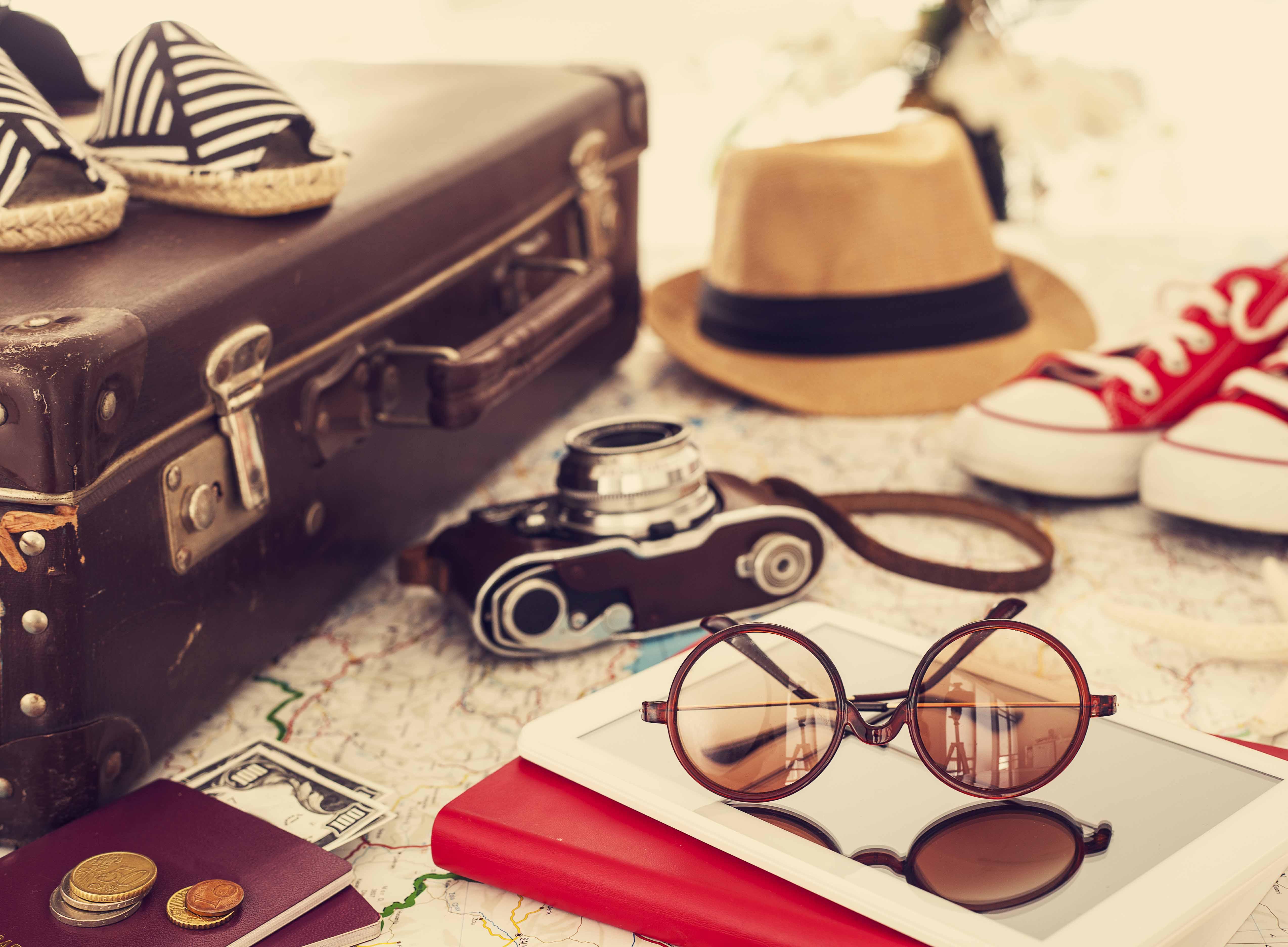 Pas goed op je spullen, ook op reis