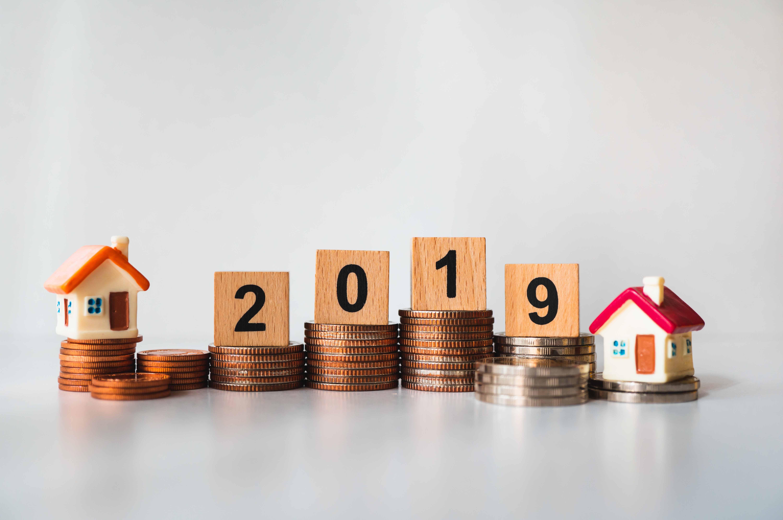 Acht wijzigingen voor uw eigen woning in 2019